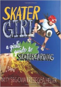 skater girl book cover